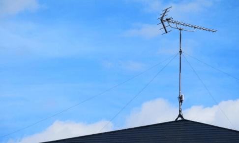 八木式テレビアンテナイメージ